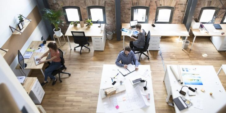 Top 3 reasons for opting to work in co-working space