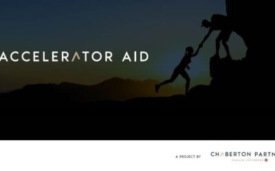 Accelerator Aid for The Next Normal